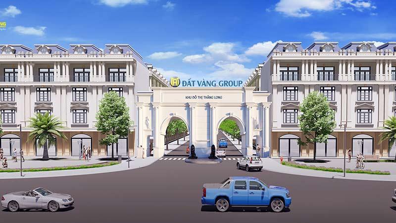 Dự án KDC Thăng Long Residence Bình Dương
