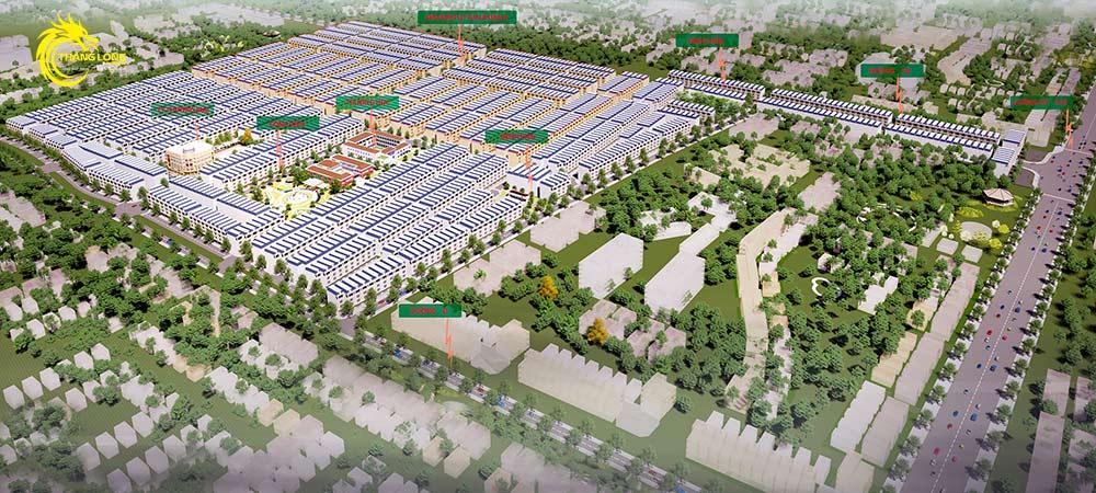 Phối cảnh dự án KDC Thăng Long Residence
