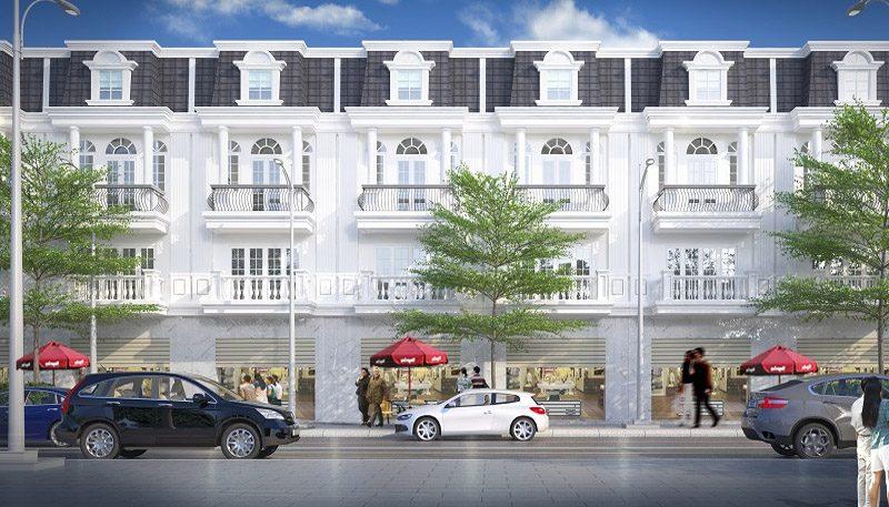 Thiết kế của dự án Thăng Long Residence 2